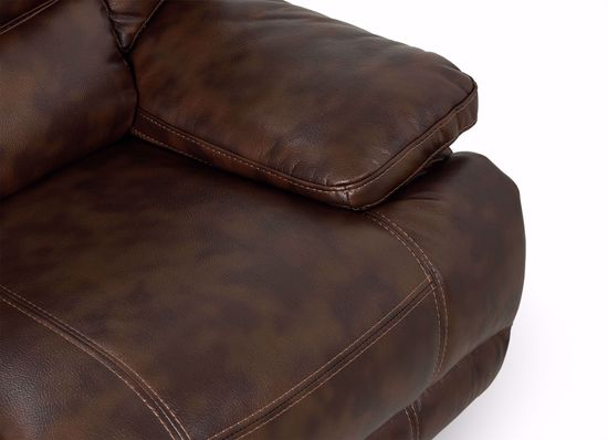 Picture of Kira Tobacco Reclining Sofa