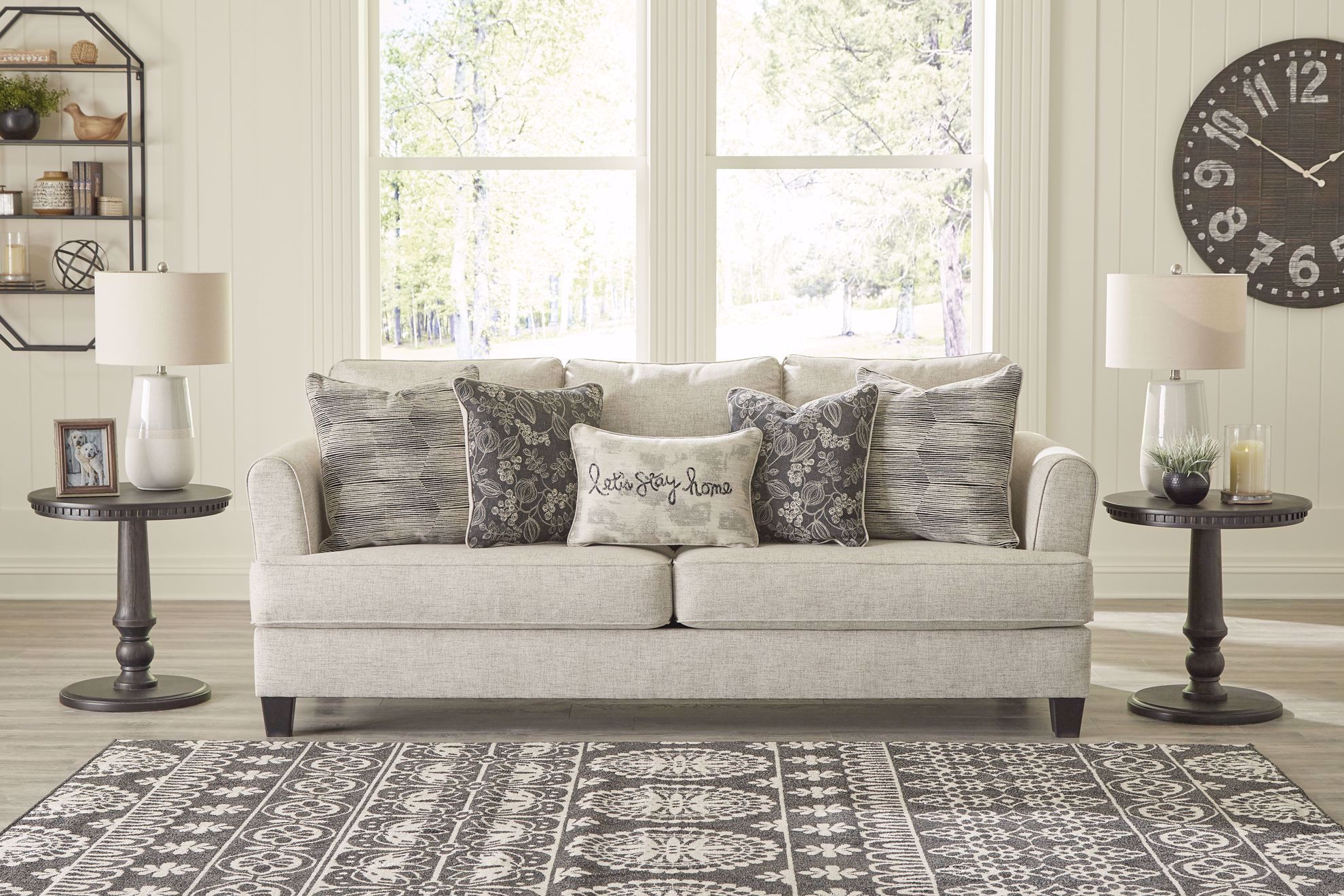 Picture of Callisburg Linen Sofa