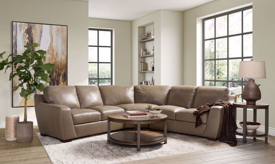 Picture of MS Oyster 3-Piece Sectional