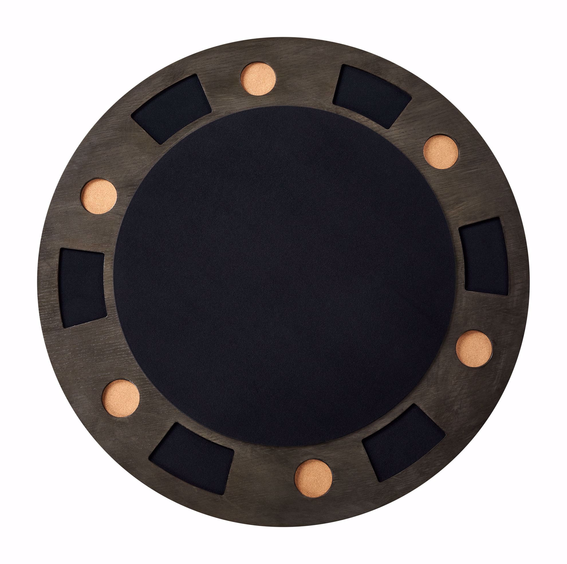 Picture of Prince Round Gaming Table