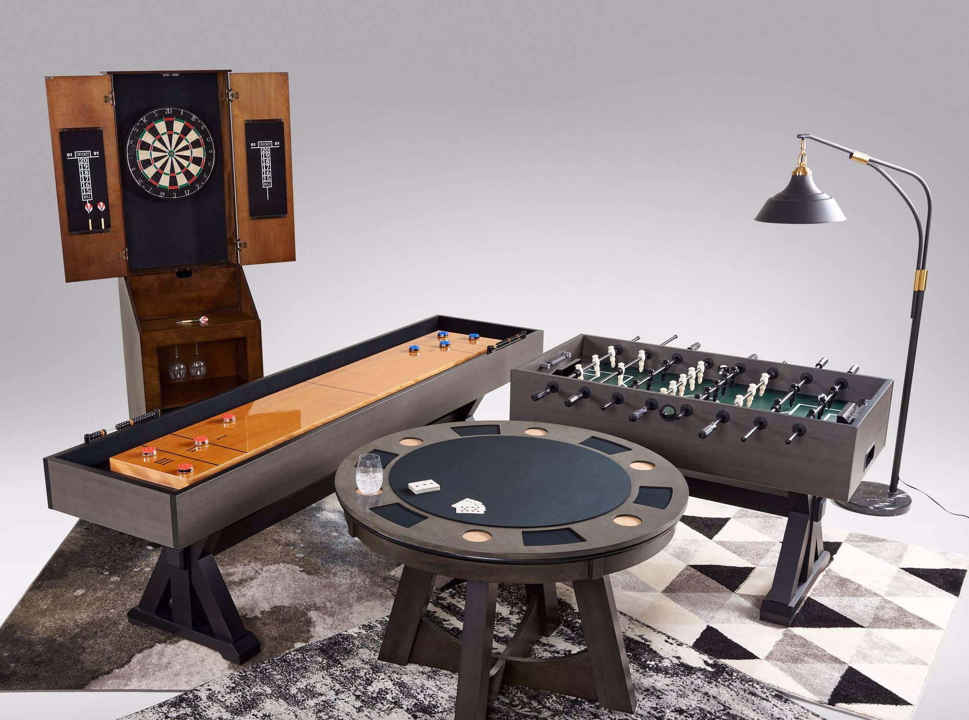 Picture of Hexter Shuffle Board Table