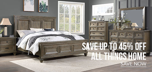 Save up to 45% off All Things Home