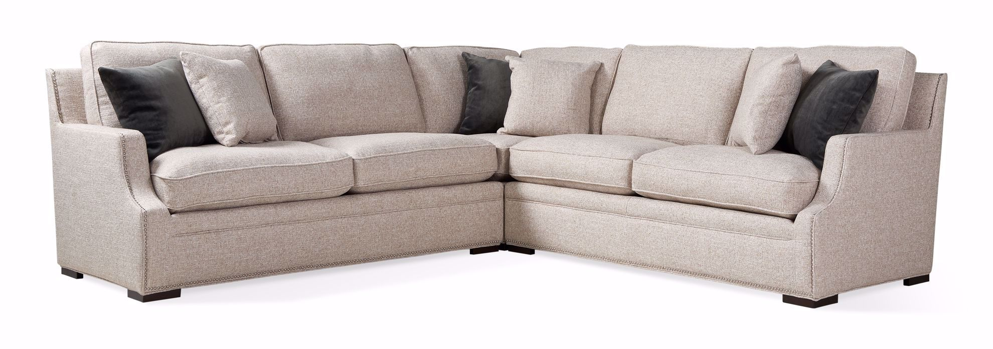 Picture of Moon Grey 3-Piece Sectional