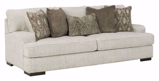 Picture of Alesandra Parchment Sofa