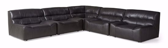 Picture of Chesapeake Grey 5-Piece Sectional