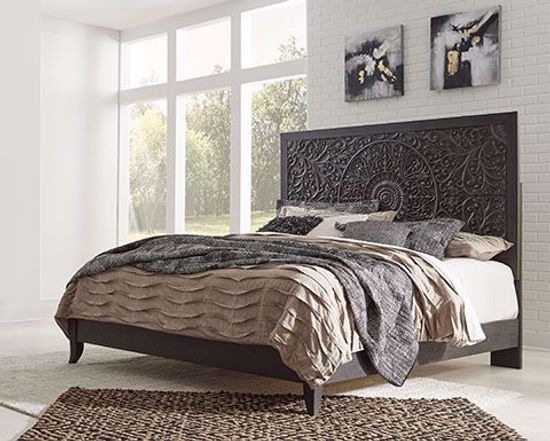Picture of Paxberry Queen Panel Bed Set