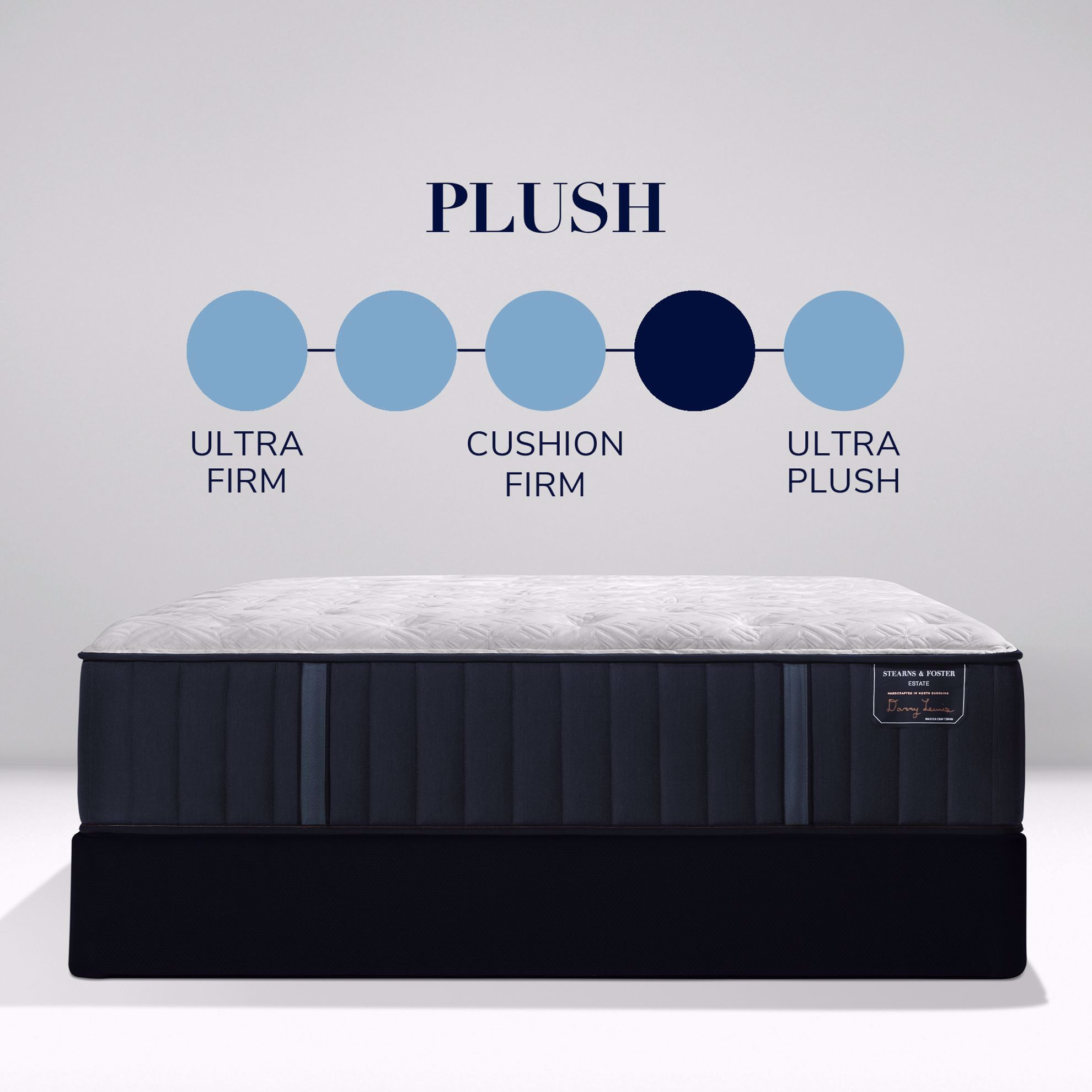 Picture of Stearns and Foster Rockwell Luxury Plush Queen Mattress