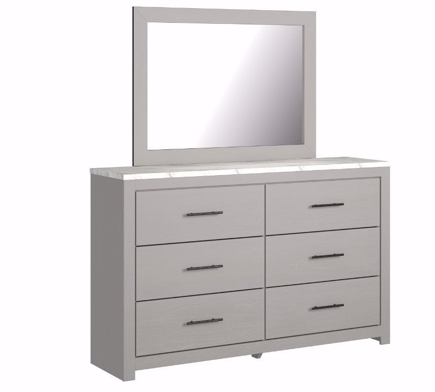 Picture of Cottenburg King Panel Bedroom Set