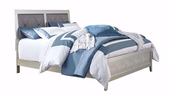 Picture of Olivet Queen Upholstered Panel Bedroom Set