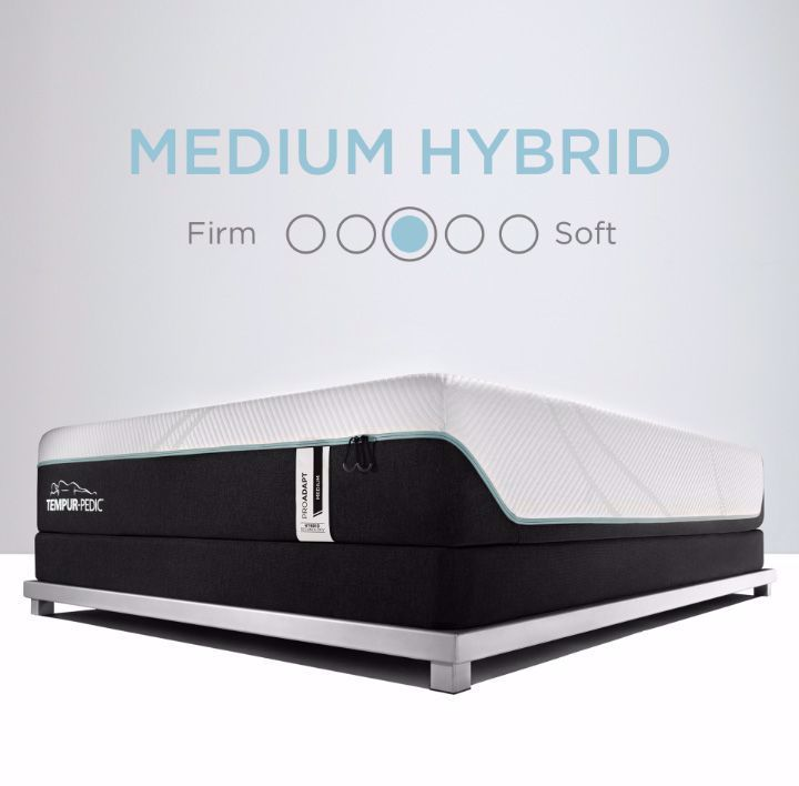 Picture of Tempur-Pedic Pro Adapt Medium Hybrid King Mattress