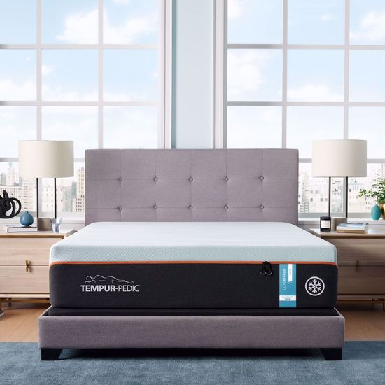 Picture of Tempur-Pedic Luxe Breeze Firm King  Mattress
