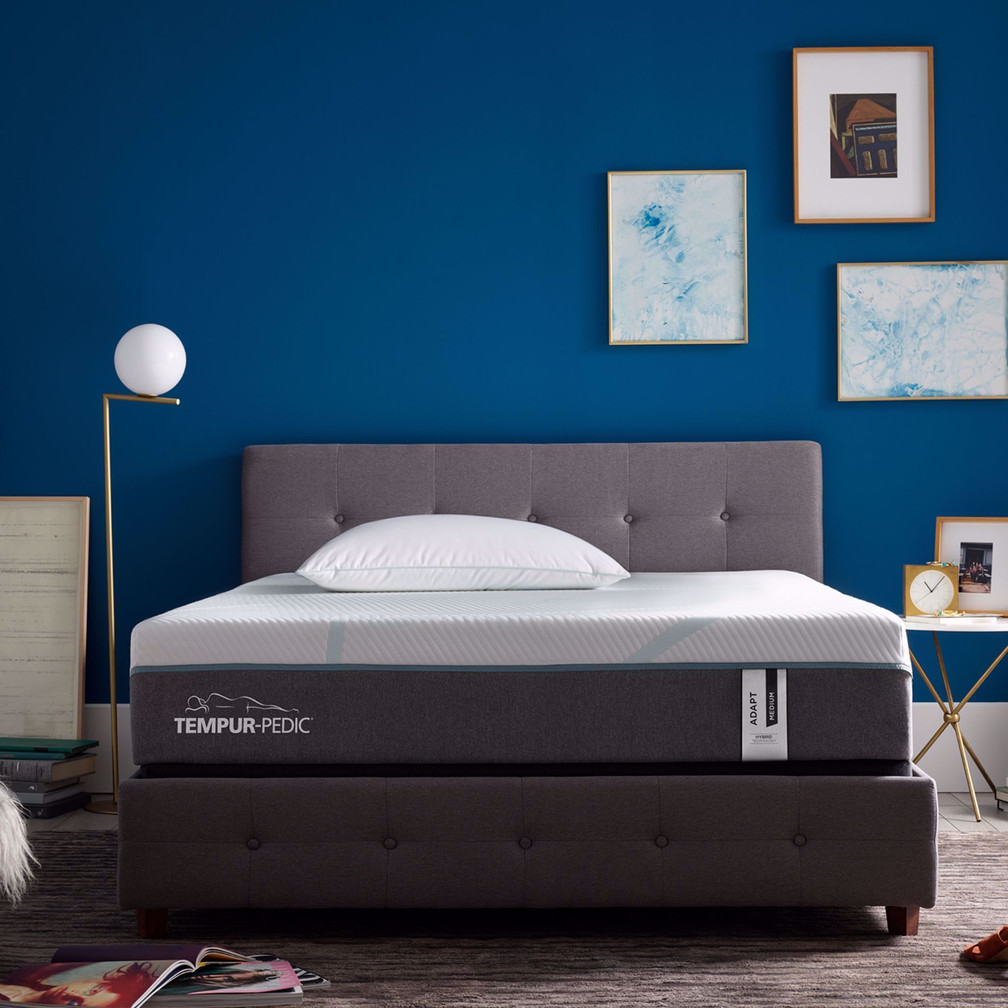 Picture of Tempur-Pedic Adapt Medium Hybrid Full Mattress Only