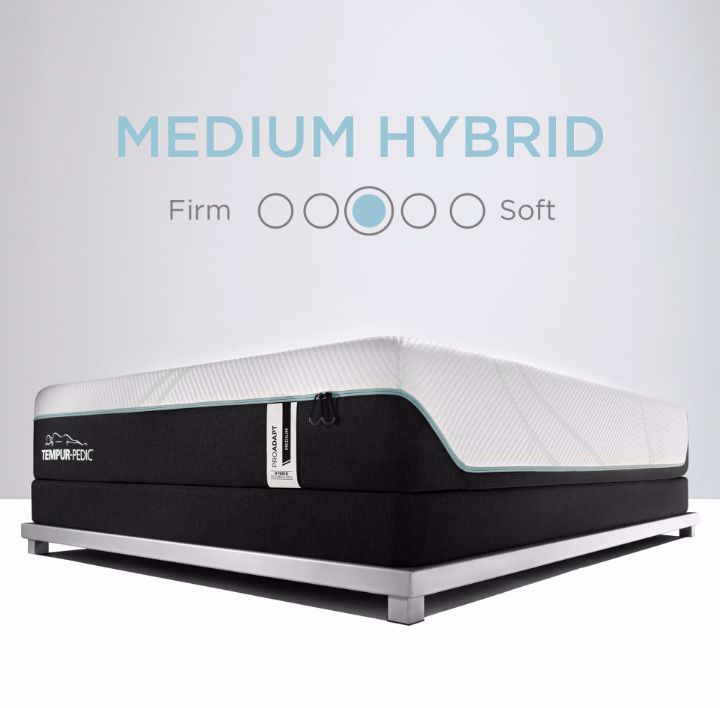 Picture of Tempur-Pedic Pro Adapt Medium Hybrid Twin XL Mattress