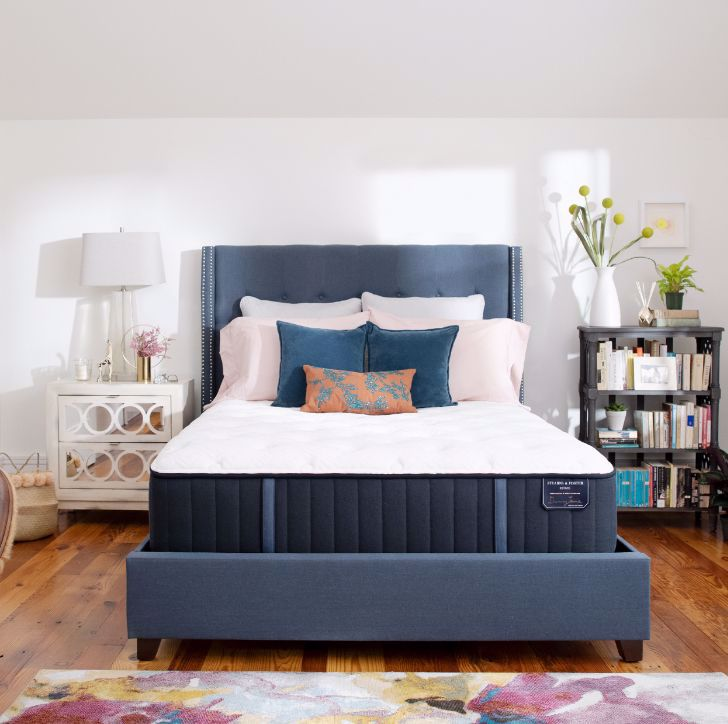 Picture of Stearns & Foster Rockwell Luxury Firm California King Mattress
