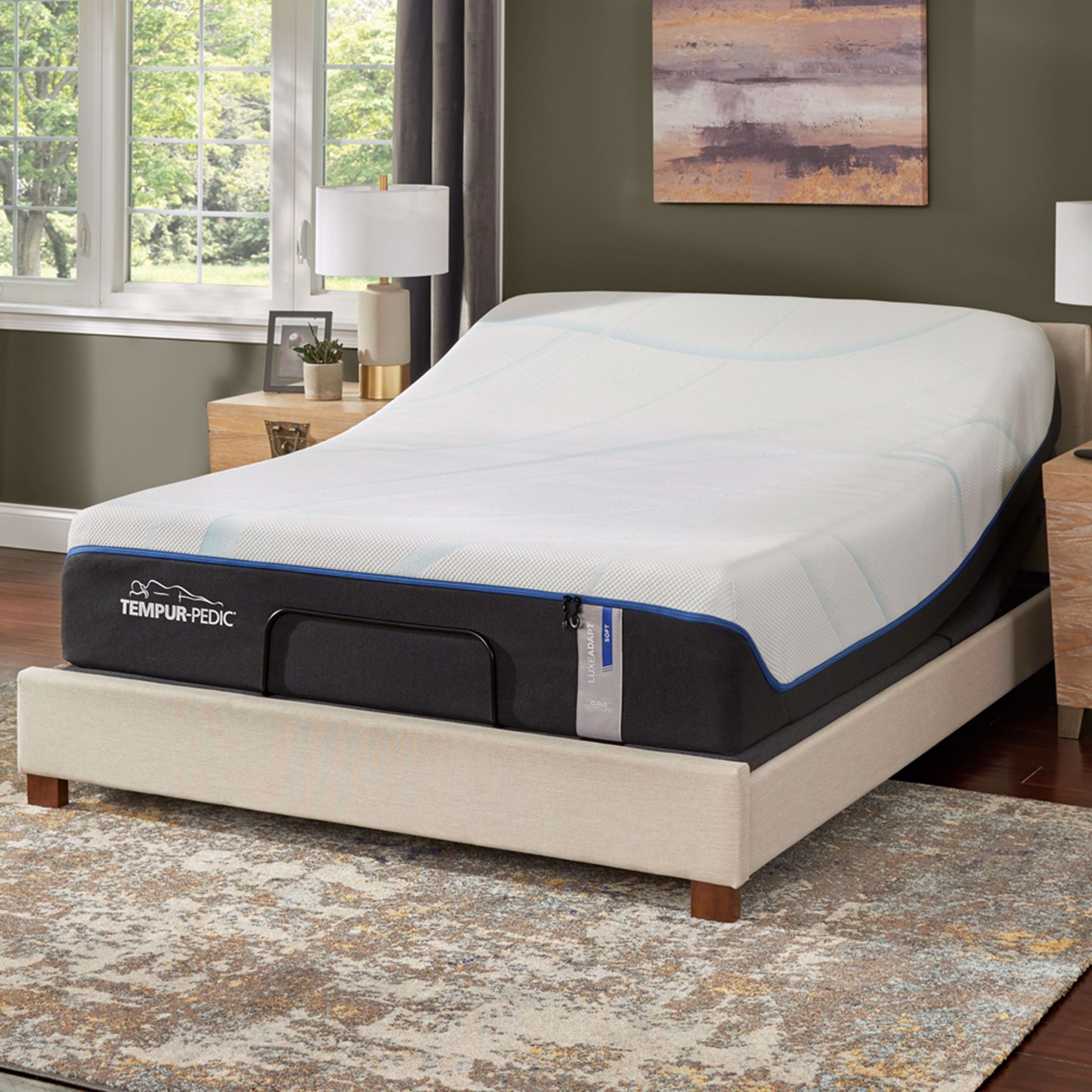 Picture of Tempur-Pedic Ergo Extend Twin XL Adjustable Smart Base