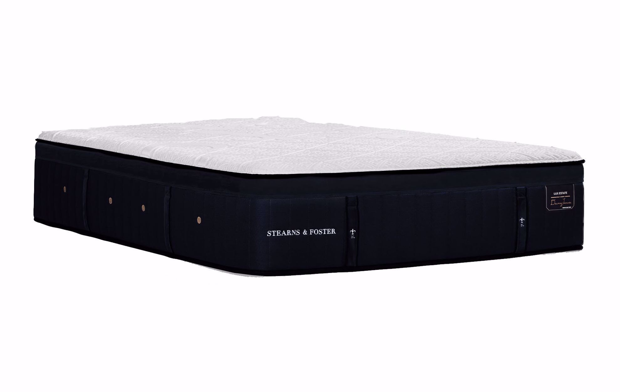 Picture of Stearns & Foster Pollock Luxury Ultra Plush Queen Mattress