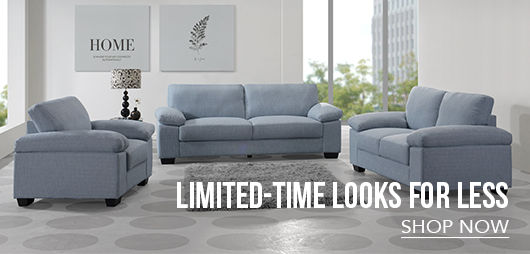 Limited-Time Looks for Less
