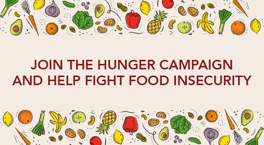 Join the Hunger Campaign
