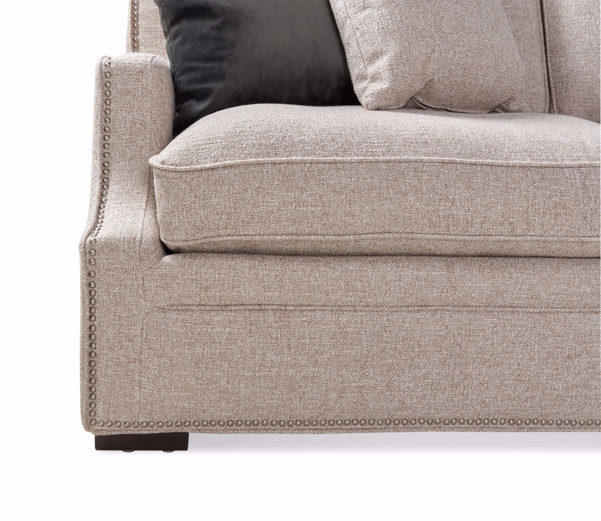 Picture of Moon Grey 4-Piece Sectional