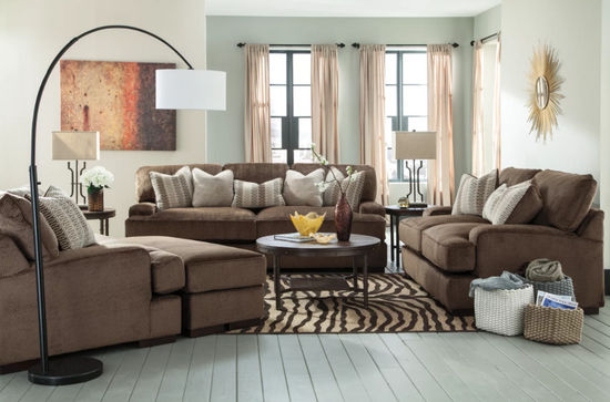 Picture of Fielding Chocolate Sofa