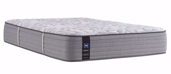 Picture of Posturpedic Silver Pine Soft Faux Euro Pillowtop Twin Mattress