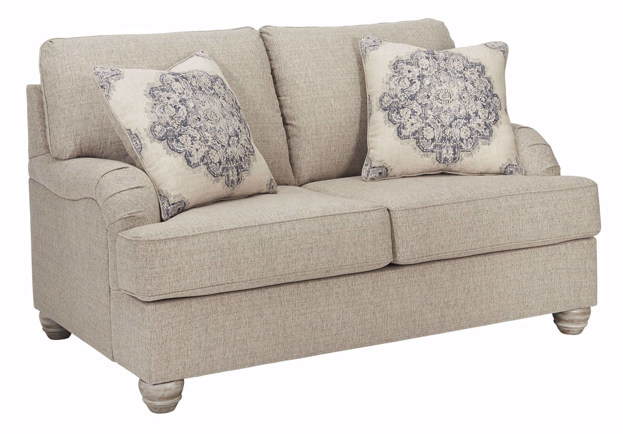 Picture of Dandrea Bisque Loveseat