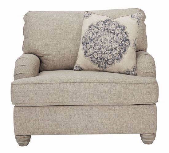 Picture of Dandrea Bisque Oversized Chair