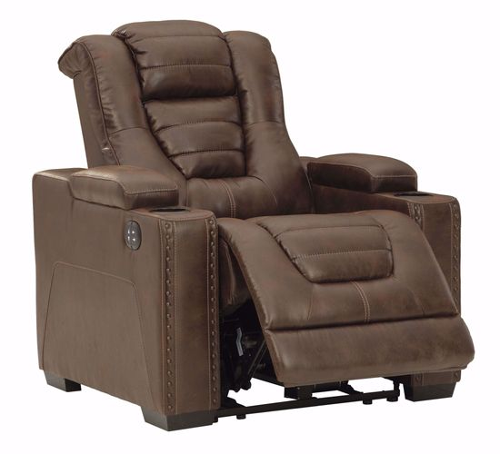 Picture of Owners Box Thyme Power Recliner