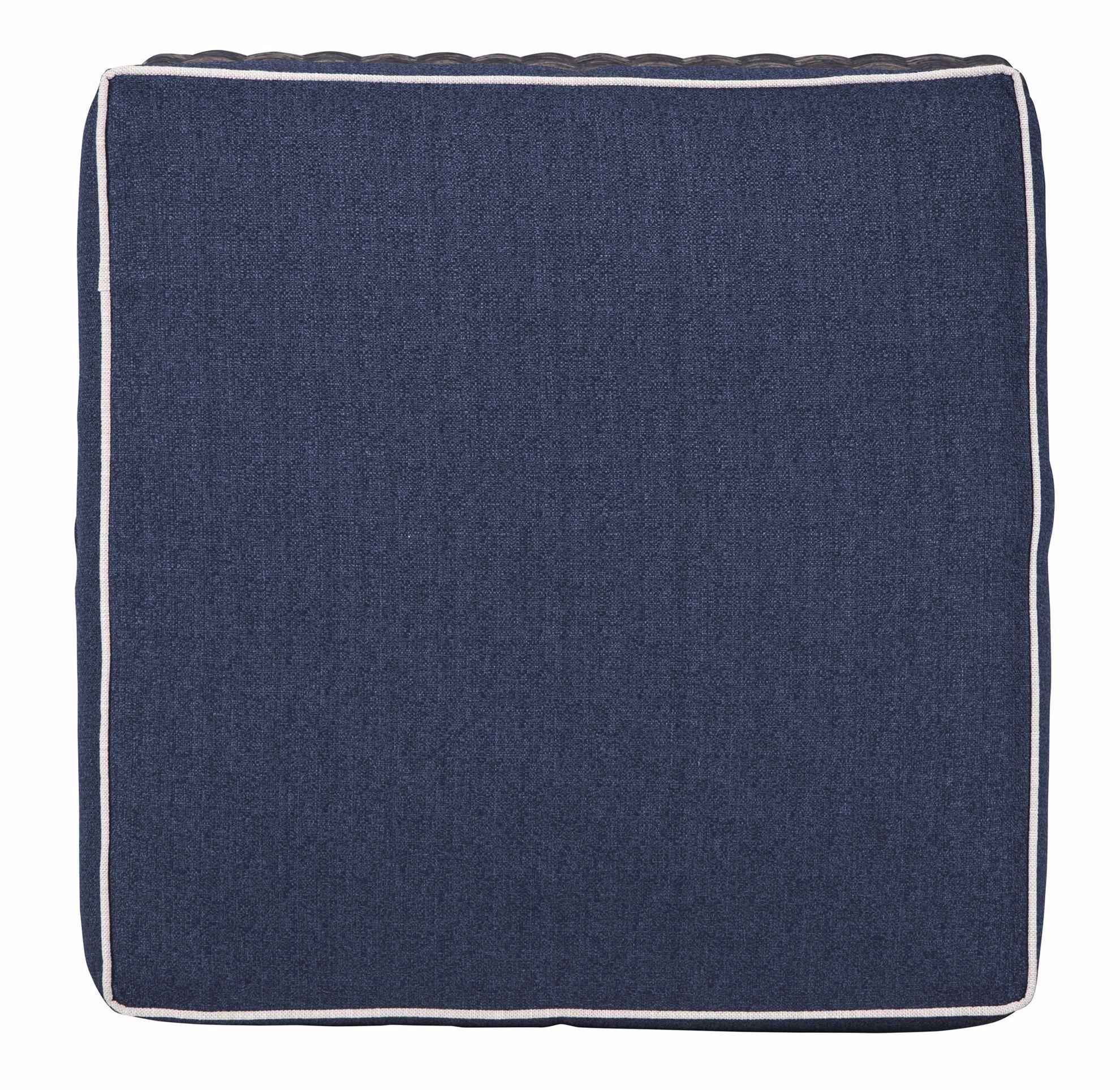Picture of Grasson Lane Cushion Ottoman