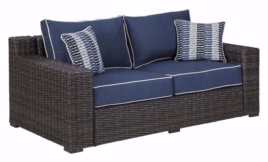 Picture of Grasson Lane Cushion Loveseat