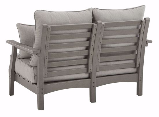 Picture of Visola Cushion Loveseat