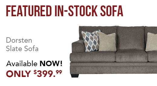 FEATURED IN-STOCK SOFA