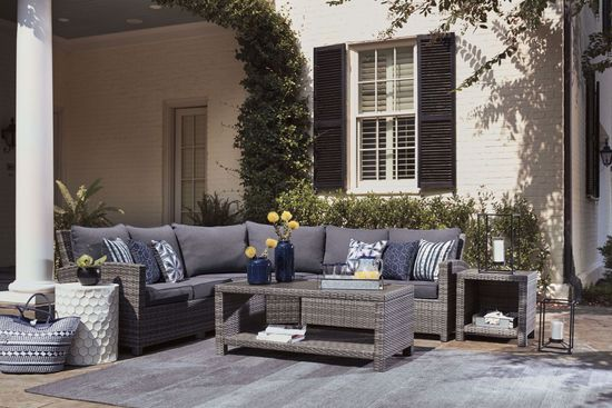 Picture of Salem Beach 3-Piece Sectional