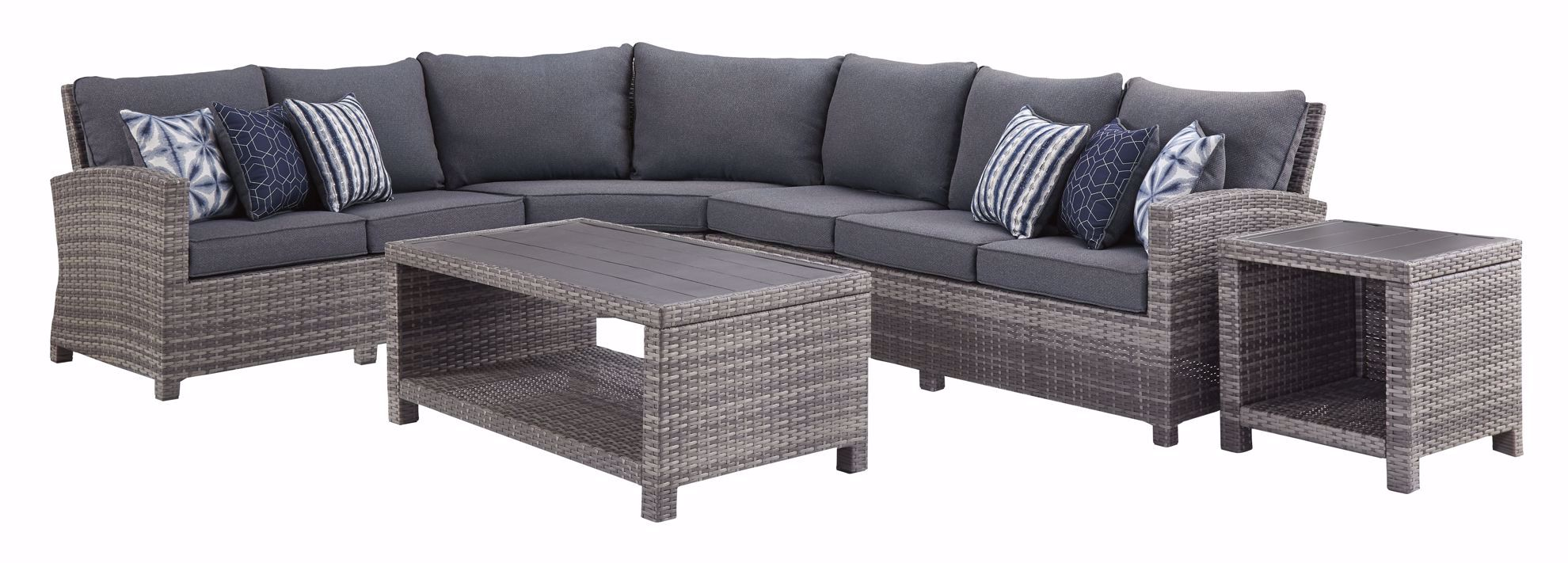 Picture of Salem Beach 4-Piece Sectional
