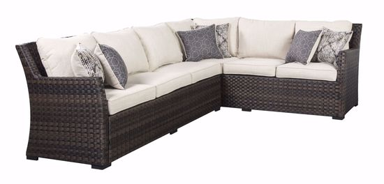 Picture of Easy Isle Cushion 2-Piece Sectional