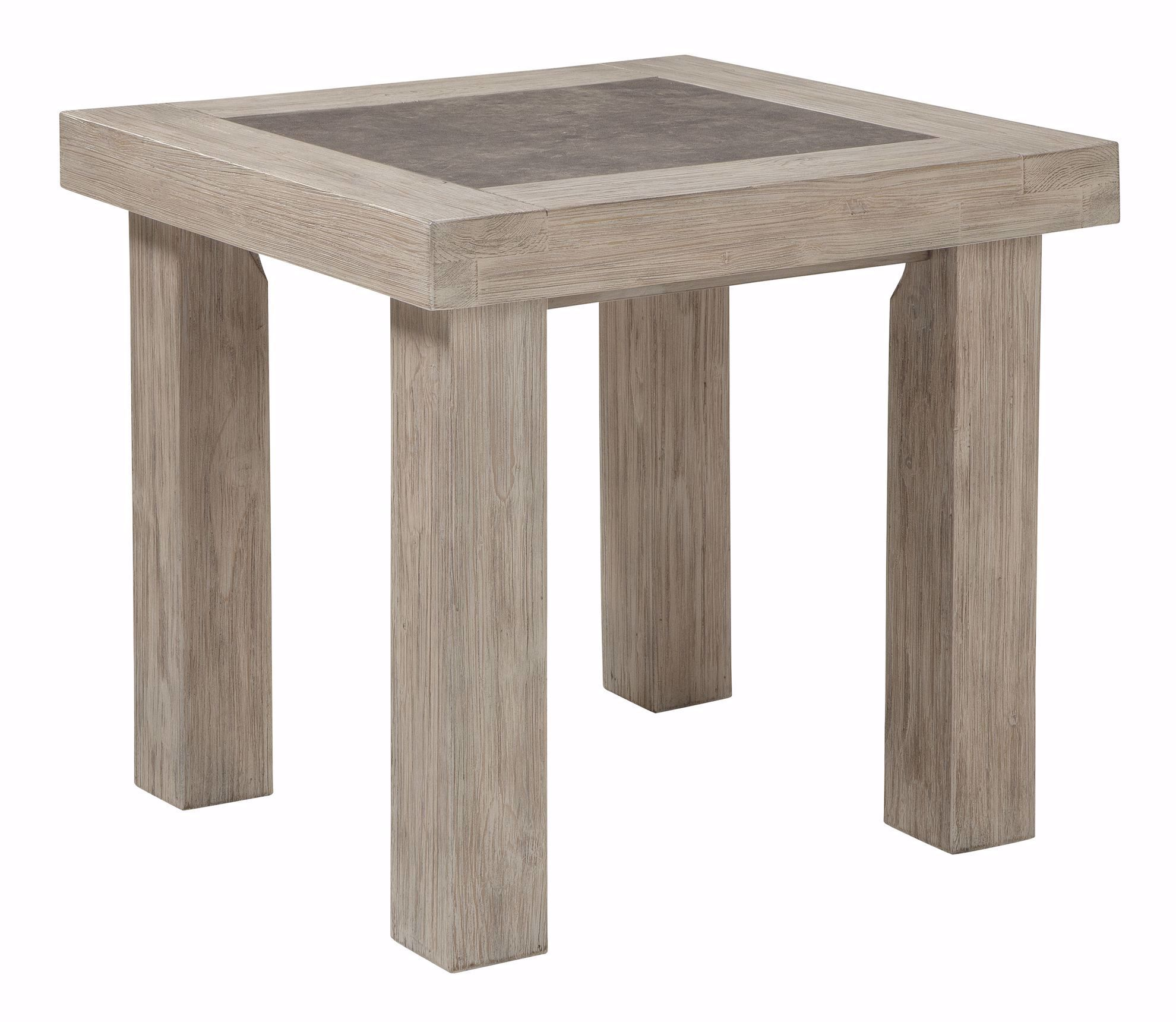 Picture of Hennington Brown Rectangle End Table