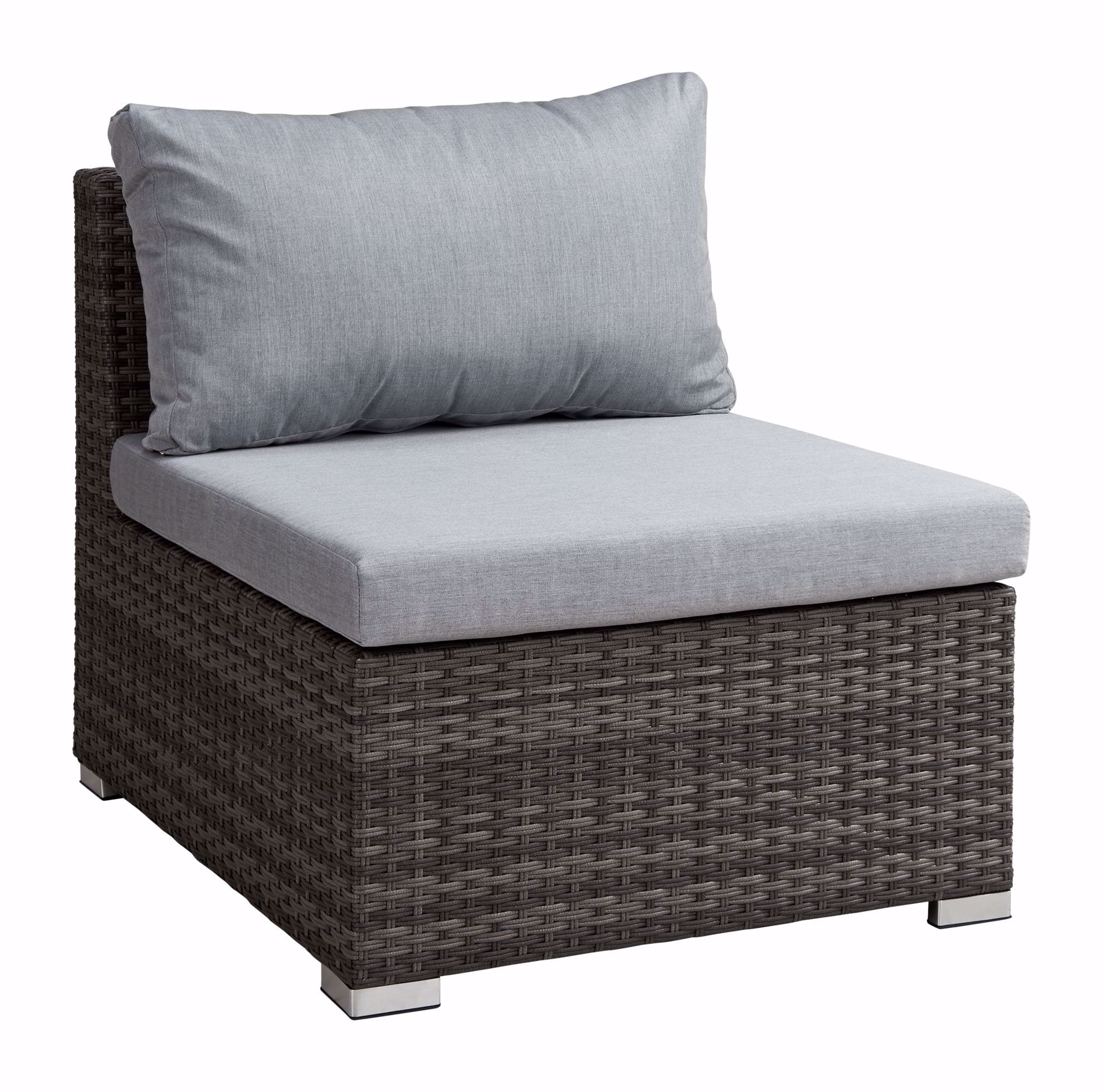 Picture of Cushion Nest Set - Loveseat, 2 Chairs, 2 Ottomons, and Cocktail Table