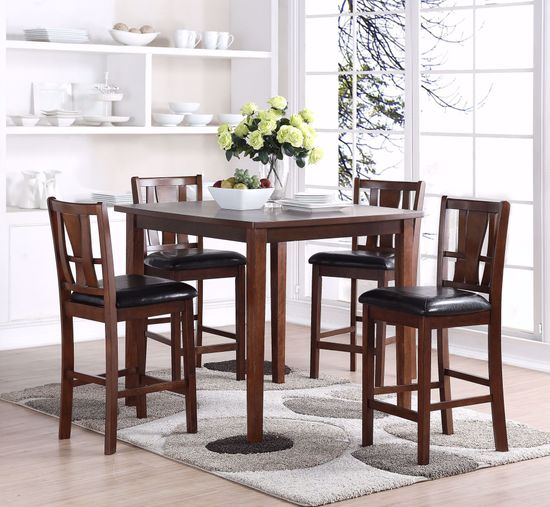 Picture of Dixon Espresso Counter Height Stool