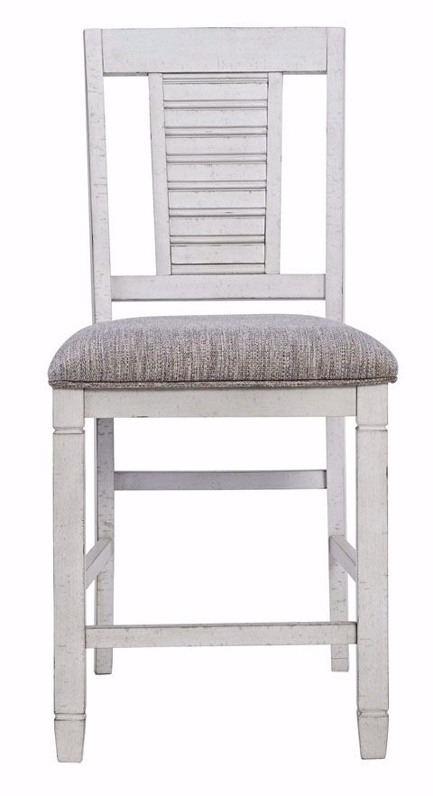 Picture of Teganville Upholstered Stool