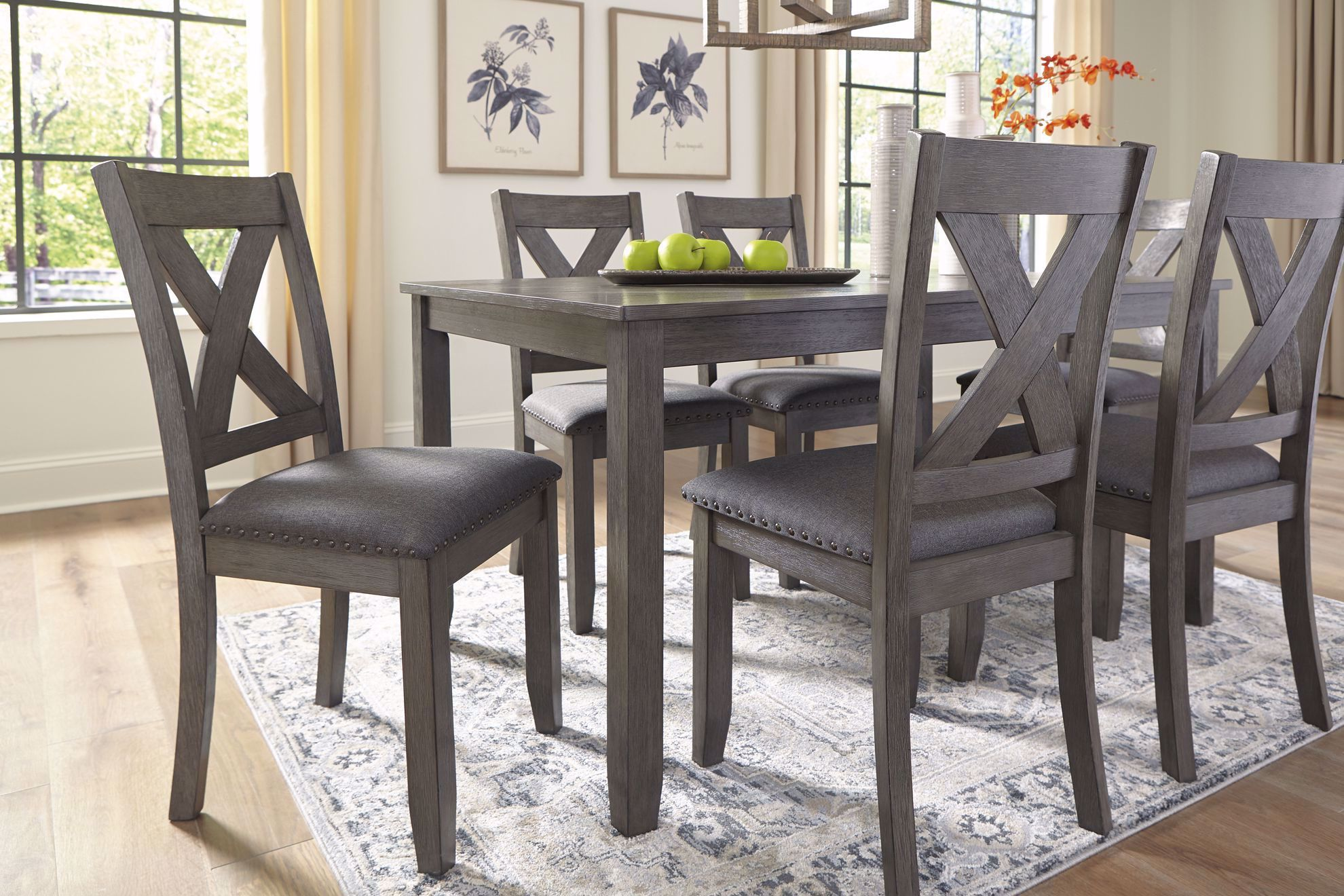 Picture of Caitbrook Dining Table & 6 Chairs