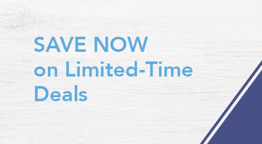 Save Now on Limited-Time Deals
