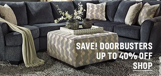 SAVE! Doorbusters up to 40% off