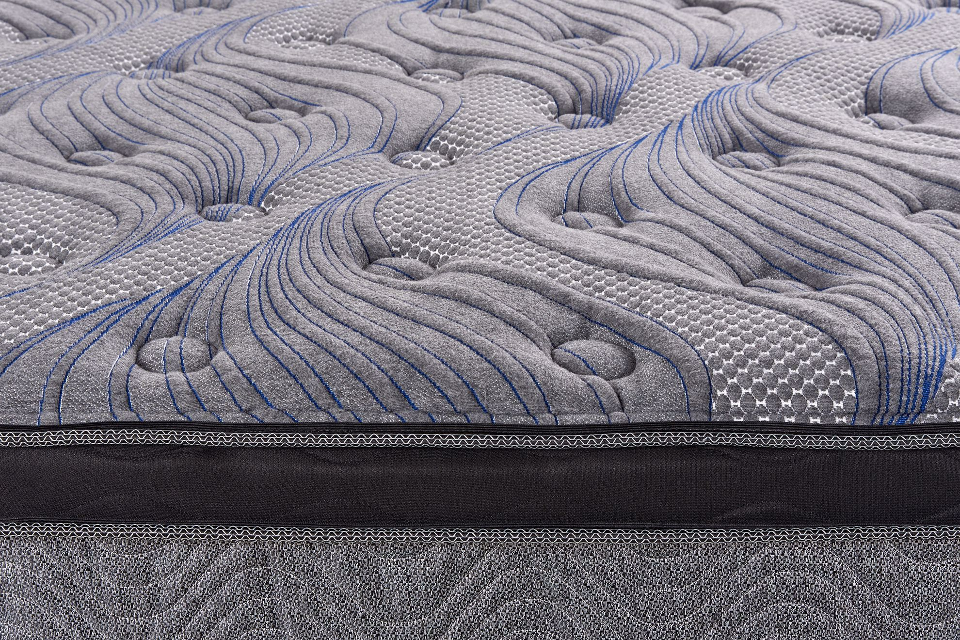Picture of Restonic Willow Eurotop King Mattress