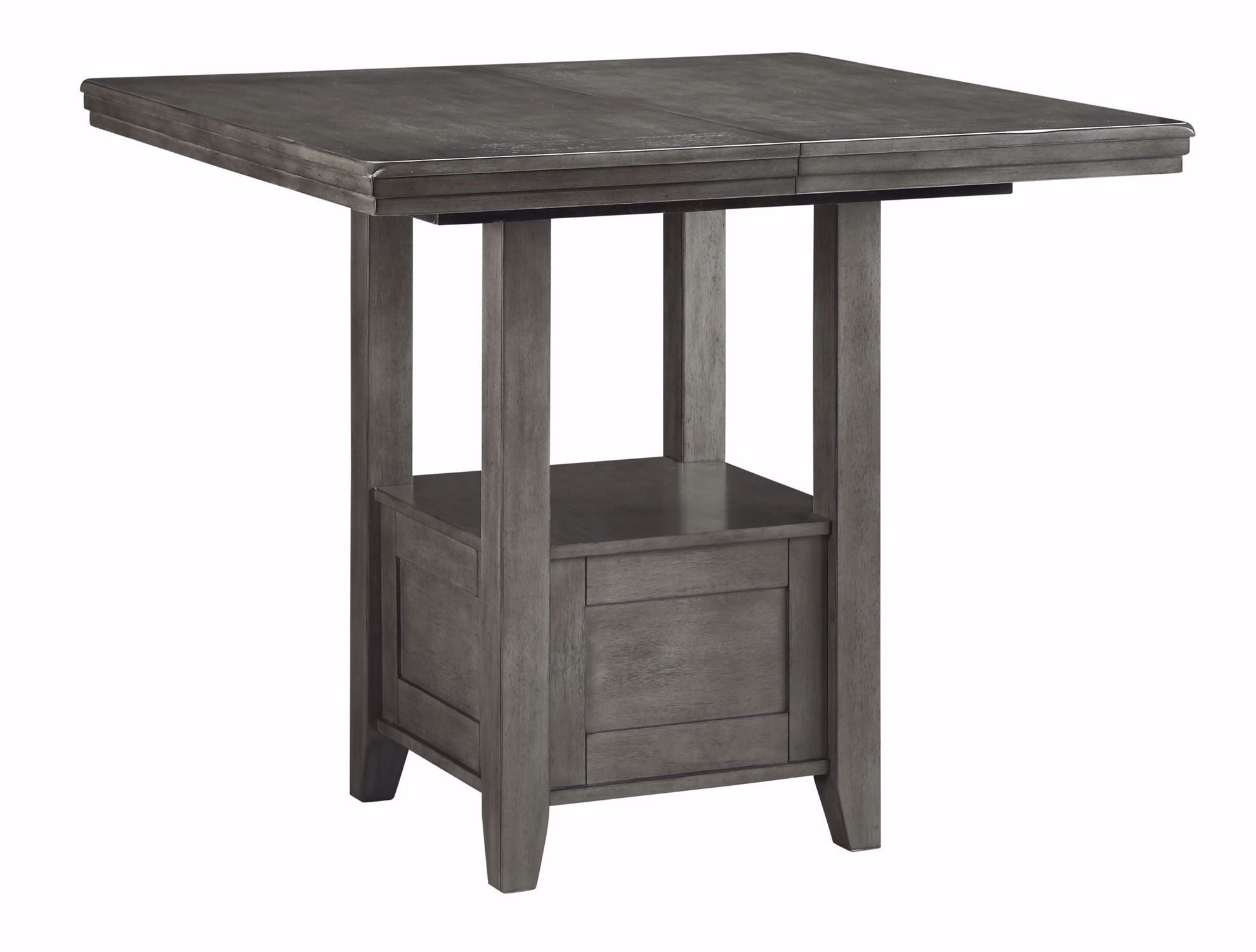 Picture of Hallanden Dining Room Extendable Counter Height Table