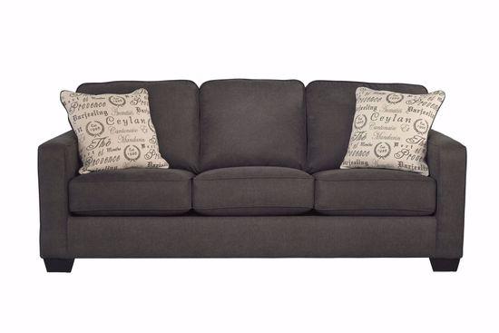 Picture of Alenya Charcoal Queen Sofa Sleeper