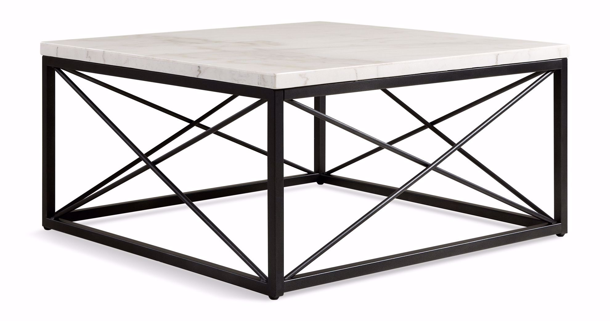 Picture of Skylar Marble Cocktail Table