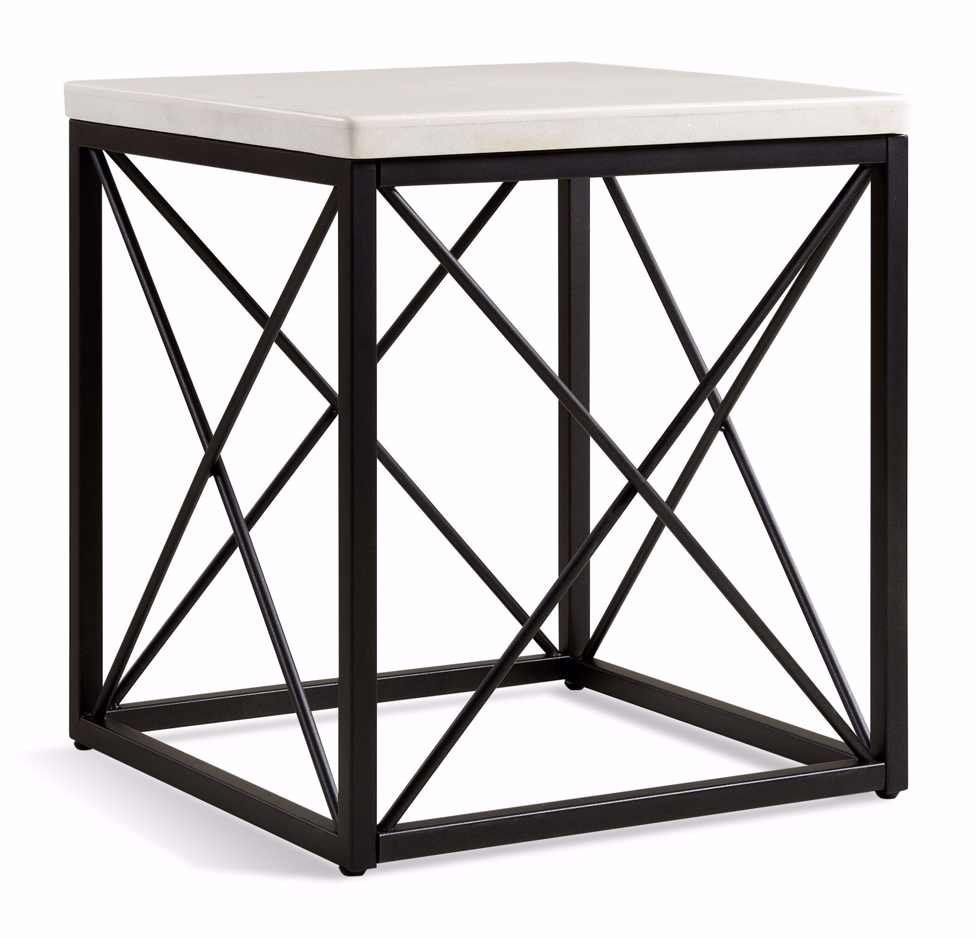 Picture of Skylar Marble End Table