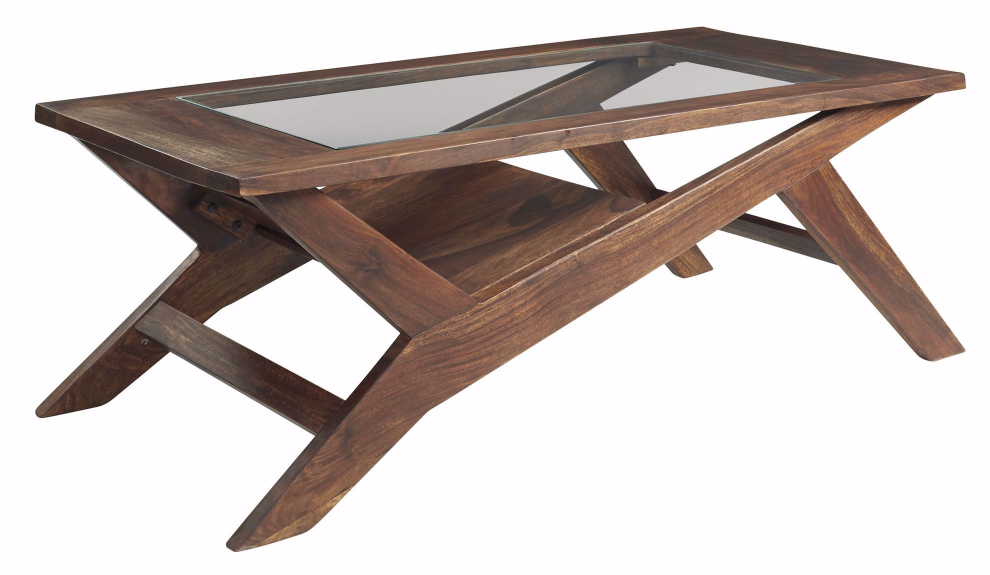 Picture of Charzine Brown Cocktail Table