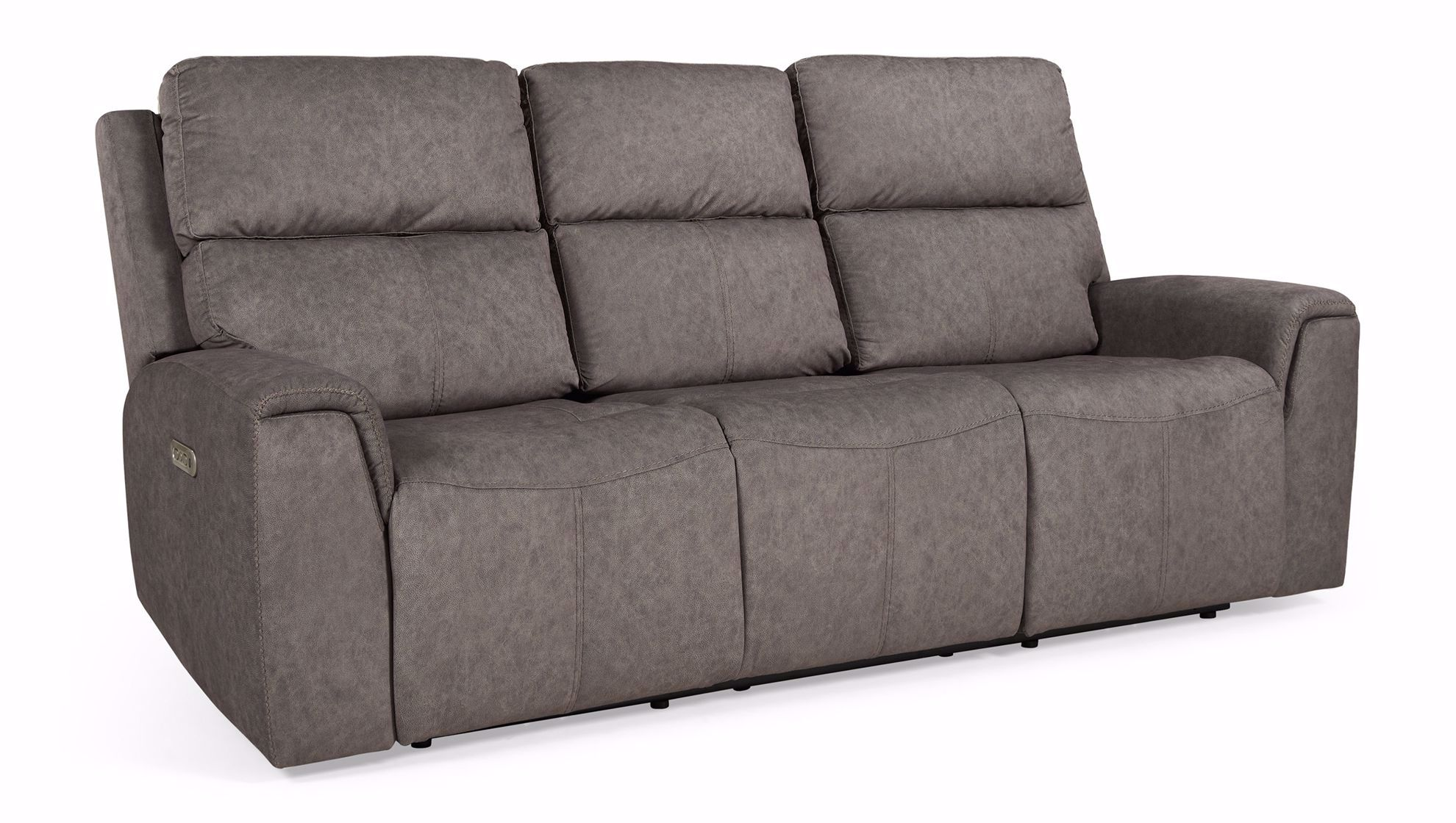 Picture of Jarvis Grey Power Reclining Sofa