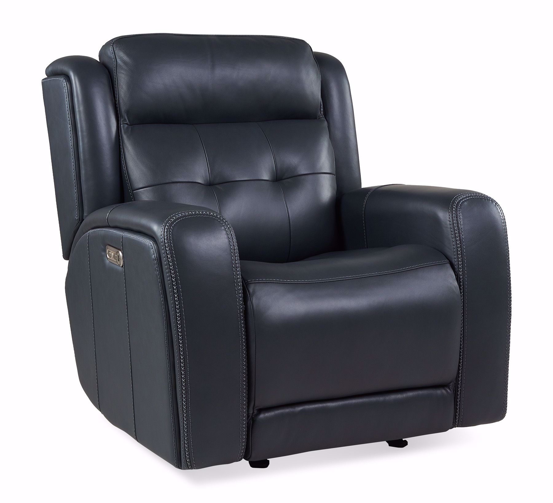 Picture of Grant Navy Power Headrest Recliner